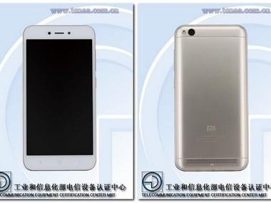 Новое устройство Xiaomi с удобными для бюджета спецификациями, может быть Redmi 5A